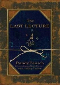 The Last Lecture | Wikimedia